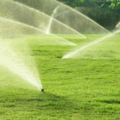 Large sprinkler system